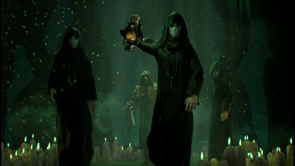 Call of Cthulu Cult
