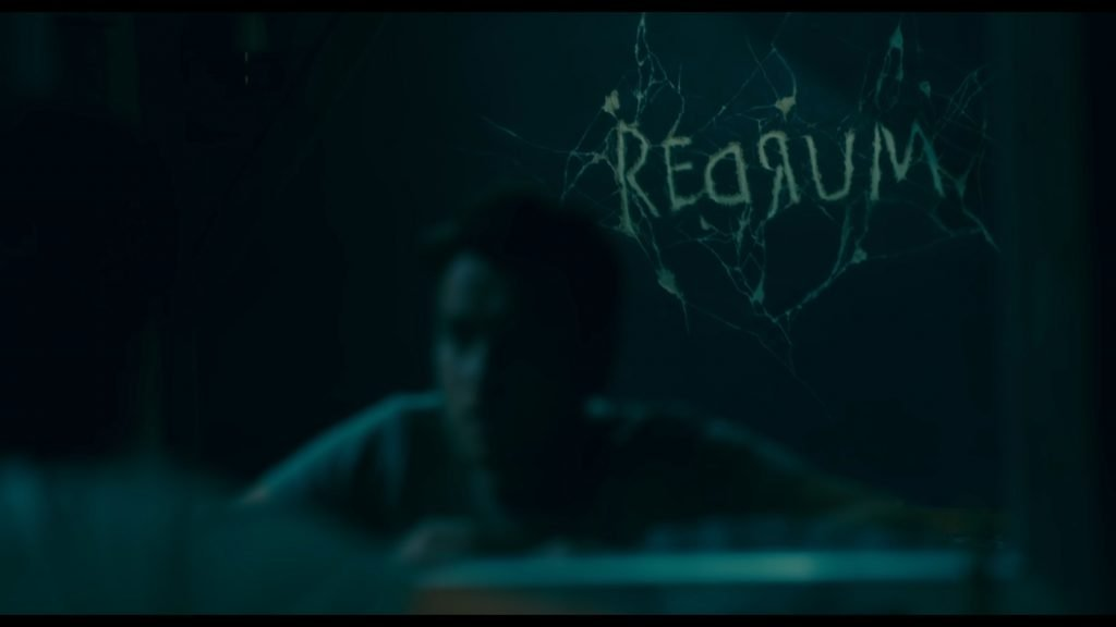 Doctor Sleep Redrum