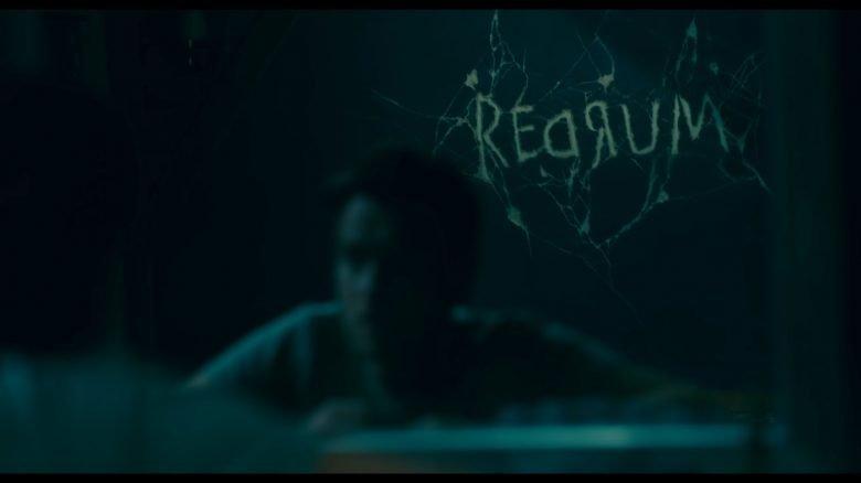 Doctor Sleep Redrum