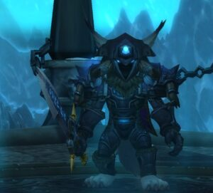 World of Warcraft Deathknight Class