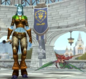 World of Warcraft Hunter