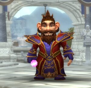 World of Warcraft Class Mage