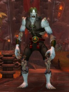 World of Warcraft Class Monk