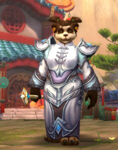World of Warcraft Priest Class