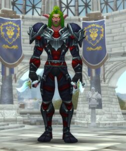 World of Warcraft Rogue
