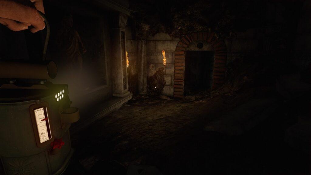 Amnesia Rebirth Exploring Ruins