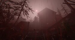 Raining Blood in Outlast 2