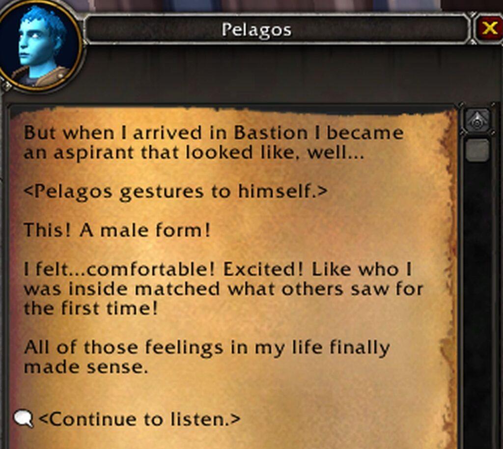 WoW_Shadownlands_Pelagos_Conversation