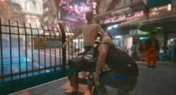 Cyberpunk 2077 Wheelchair Glitch