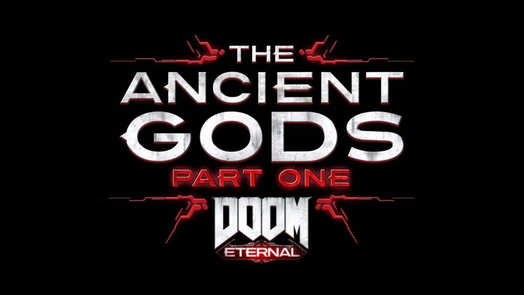 Doom Eternal DLC Title Screen