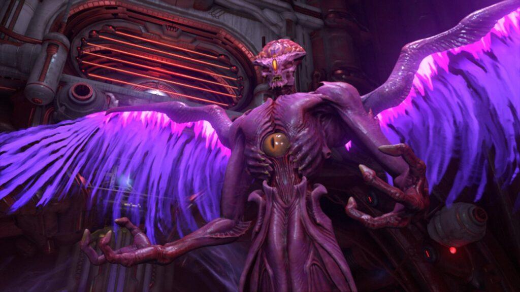 Seraphim Doom Eternal Ancient Gods DLC