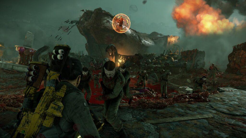 Zombie Army 4 Final Boss Fight