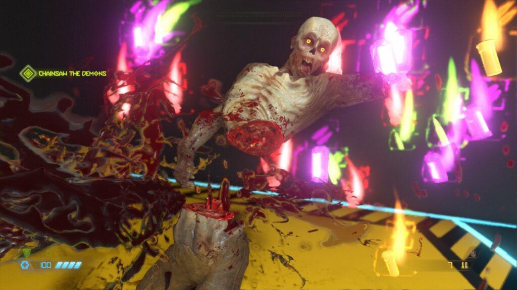 Doom Eternal Chainsaw