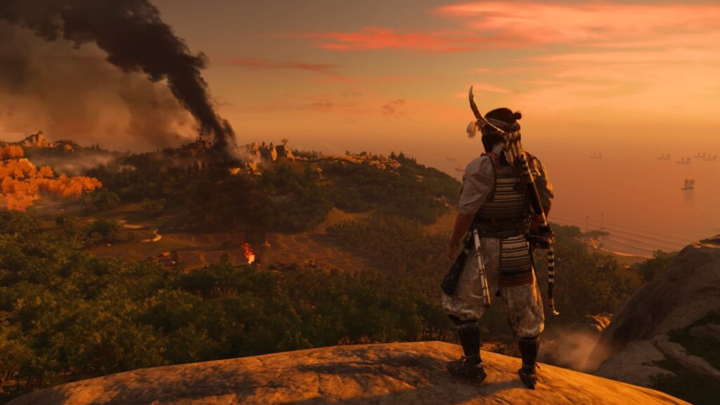 Ghost of Tsushima Lookout