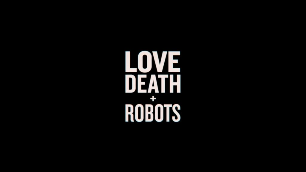 Love Death and Robots Logo