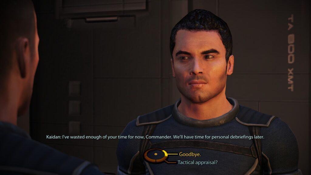 Kaidan Alenko Mass Effect Legendary Edition