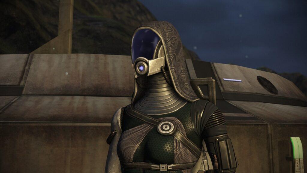 Tali Zorah Mass Effect Legendary Edition